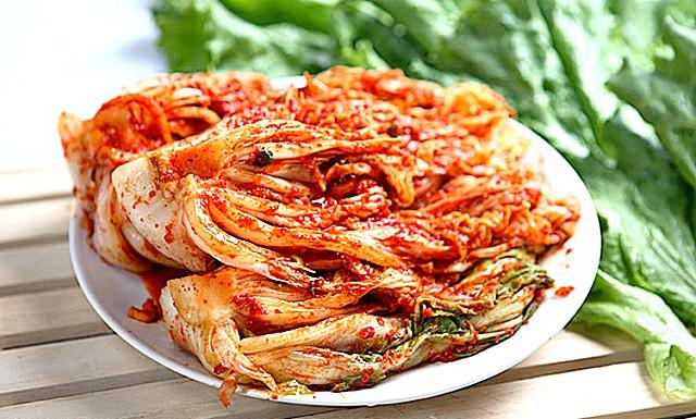 Кімчі- корейське блюдо