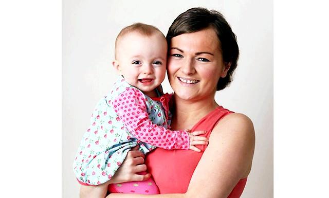 Мій ще не народжений малюк врятував мені життя: