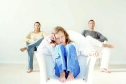 Розлучення в сім'ї з дитиною