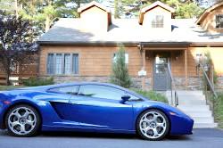 Будинок і машина