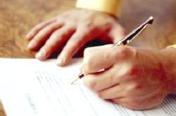 Документи при розлученні