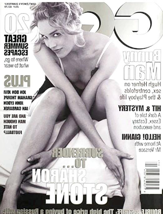 Шерон Стоун знялася в нижній білизні для обкладинки глянцю: Шерон Стоун з'являється в сміливих нарядах не тільки на обкладинках глянцевих журналів, але й у повсякденному житті. Нещодавно вона шокувала