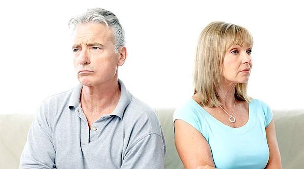 Стадії розлучення після 50 років