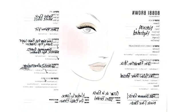 Весільний макіяж від візажистів Bobbi Brown: