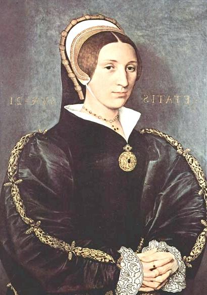Вбивця дружин: Дружина П'ята: Катерина Говард. Прожила в шлюбі з Генріхом VIII 2 роки. Хоч і одружився Генріх на ній