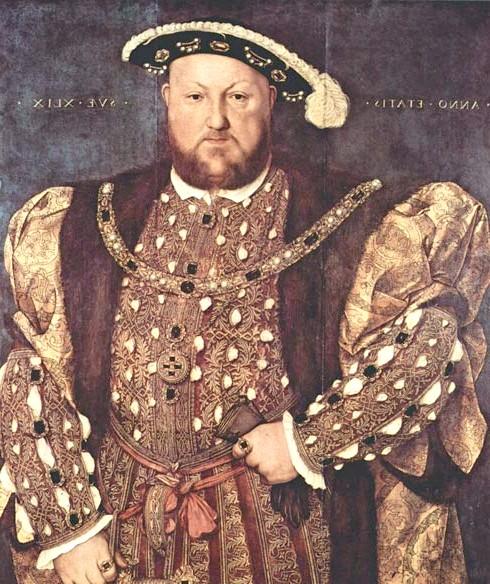 Вбивця дружин: А ось і сам Генріх VIII - середньовічний пікапер, що зводив жінок з розуму.