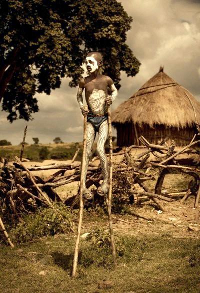 Унікальний світ жителів річки Омо: