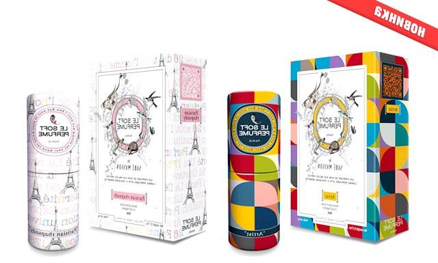 Весняне оновлення від le soft perfume