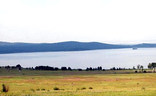 Вихідні на озері Інголь: